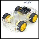 4-wheels-Robot-Smart-Car